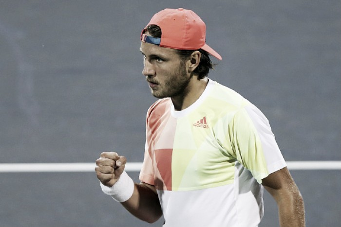 Lucas Pouille was too focused on what others thought and changing the mindset helped him a lot