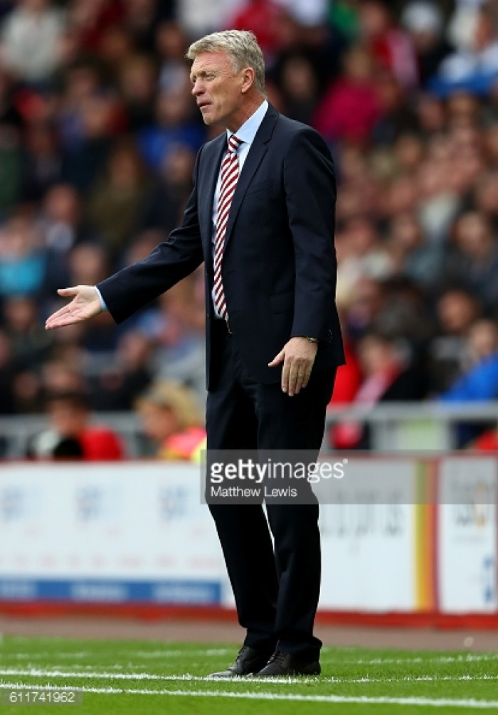 Moyes keen to build on point when Sunderland return to Premier League action