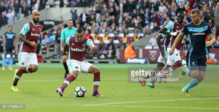 West Ham can't depend on Dimitri Payet - James Collins