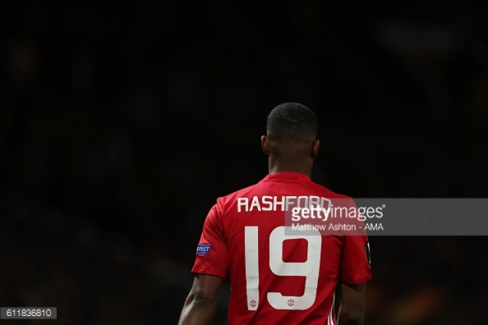 "Marcus Rashford a ""shining light"" for Manchester United admits Nicky Butt"