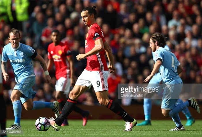 Manchester United 1-1 Stoke City  Tactical Analysis : Red Devils pay the price for not taking chances