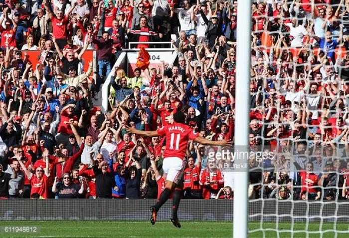 Martial needed Stoke City goal, insists Mourinho