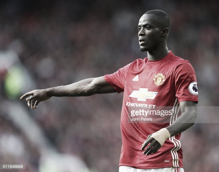 Chris Smalling likens Eric Bailly to United great Nemanja Vidic