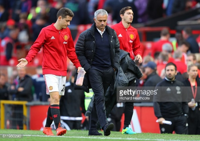 Ander Herrera at a loss after Stoke stalemate
