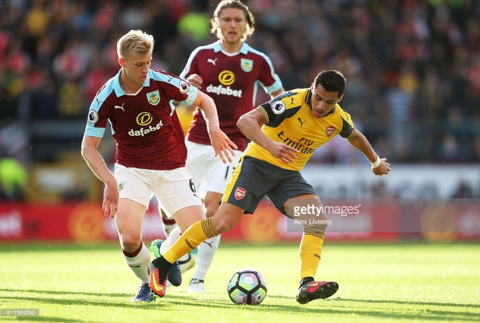 Burnley vs Arsenal Preview: Either side can break into the top four with a victory