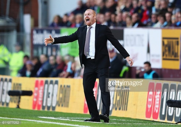 "Dyche: ""It's another good challenge and we look forward to them all"""