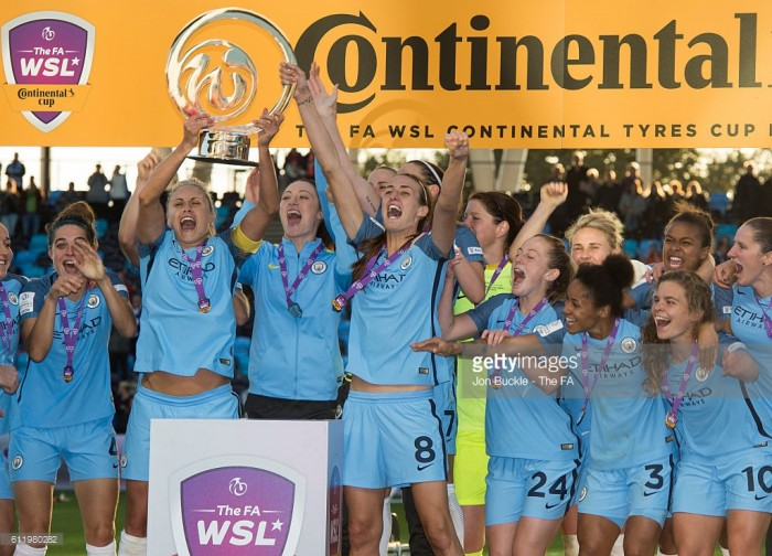 Continental Tyres Cup Final – Manchester City 1-0 (AET) Birmingham City: Bronze strikes gold