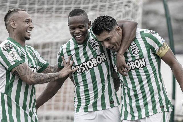 Los datos que dejó la victoria de Atlético Nacional contra Quindío