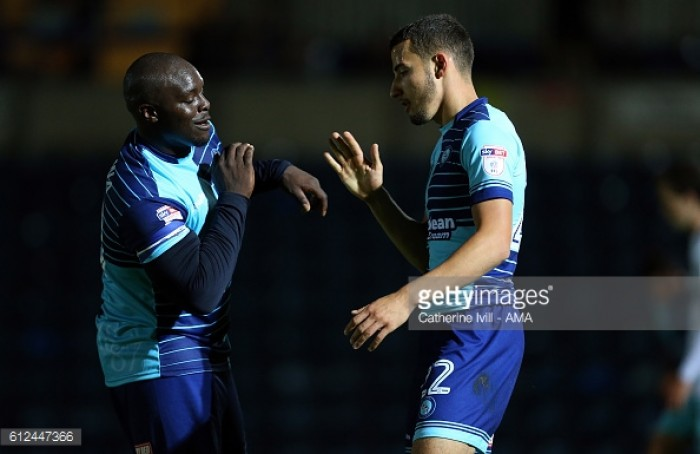 Wycombe Wanderers 3-0 West Ham United: Hammers' youngsters humbled in Checkatrade trophy