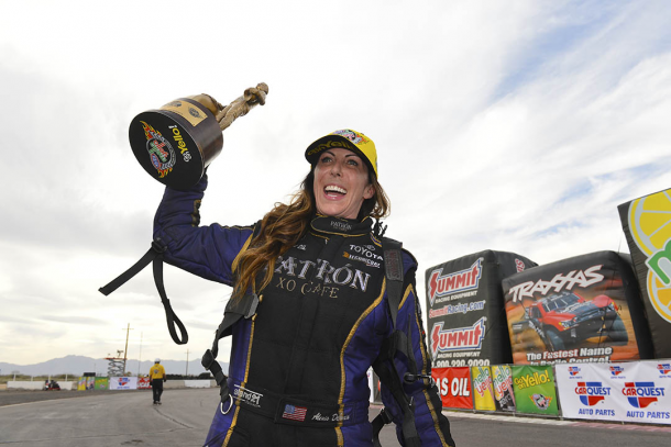 Alexis DeJoria Talks Body Explosion, Remainder Of Season With VAVEL USA