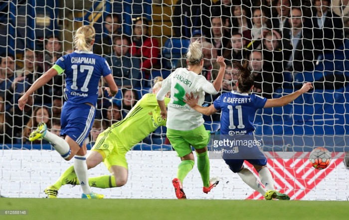 UEFA Women's Champions League - Round of 32 First Leg round-up: Goals galore across Europe