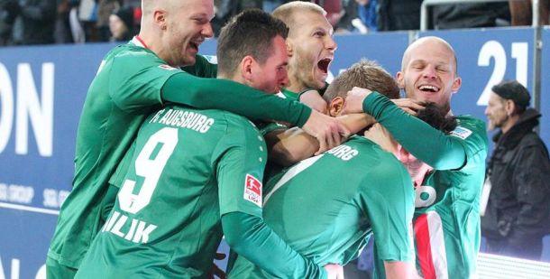 Sensação da Bundesliga, Augsburg vence em casa o Werder Bremen