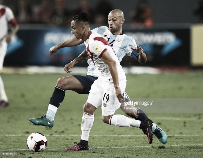 Resumen Argentina 0-0 Perú en Clasificación Sudamericana 2018