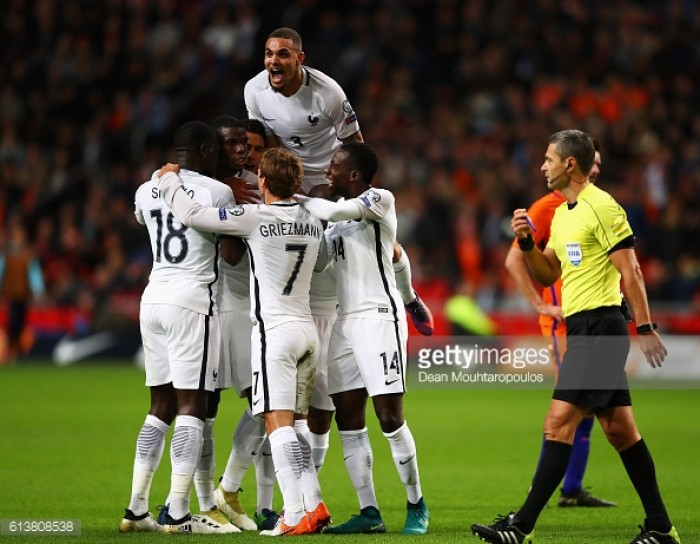 Netherlands 0-1 France: Pogba strike seals narrow win over Dutch