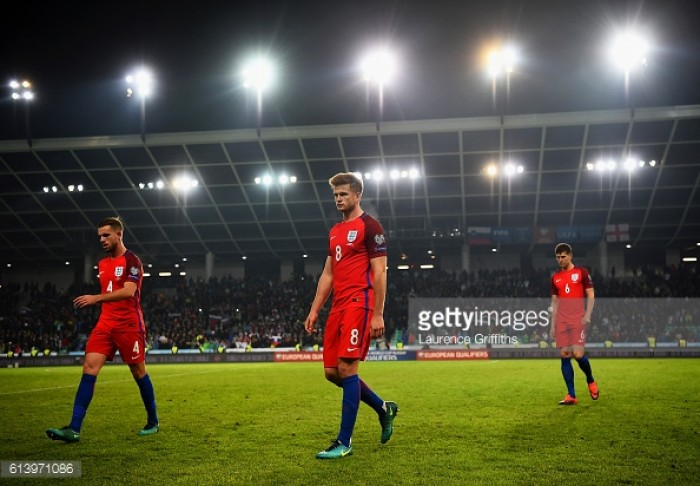Slovenia 0-0 England: Three Lions drop points in sloppy Slovenian stalemate