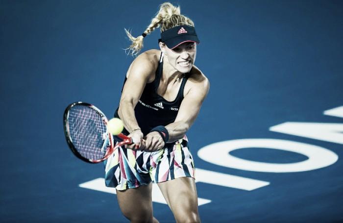 WTA Hong Kong: Quarterfinals eventually shape up amidst rain delays