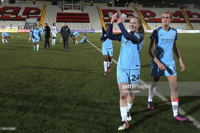 UEFA Women's Champions League - Round of 32 Second Leg round-up: Goals galore, drama aplenty