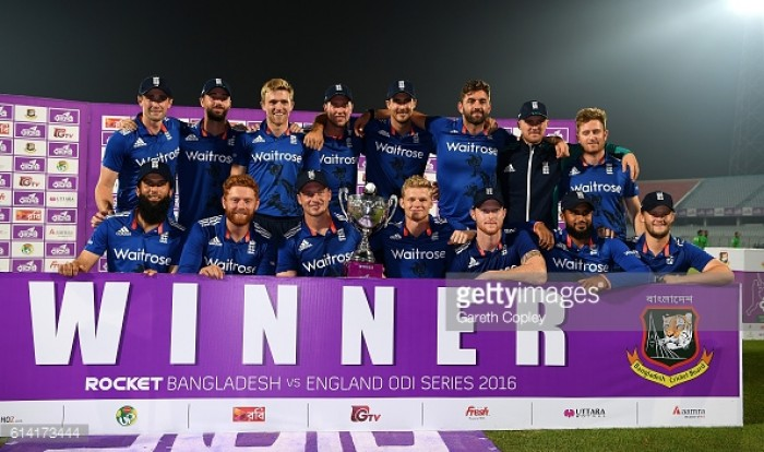 Bangladesh vs England: Player ratings as England secure impressive ODI series victory
