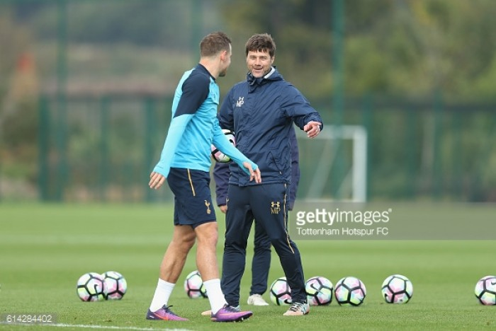 Mauricio Pochettino pleased with Vincent Janssen, Son Heung-min contributions
