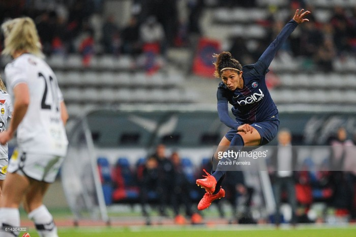 UEFA Women's Champions League – Paris Saint-Germain (5) 4-1 (4) LSK Kvinner: Parisians make stunning revival