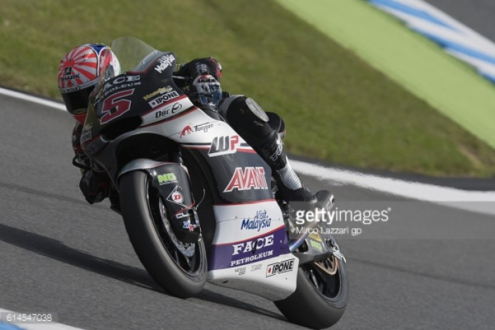 Zarco smashes his own lap record as he claims the Moto2 pole in Motegi