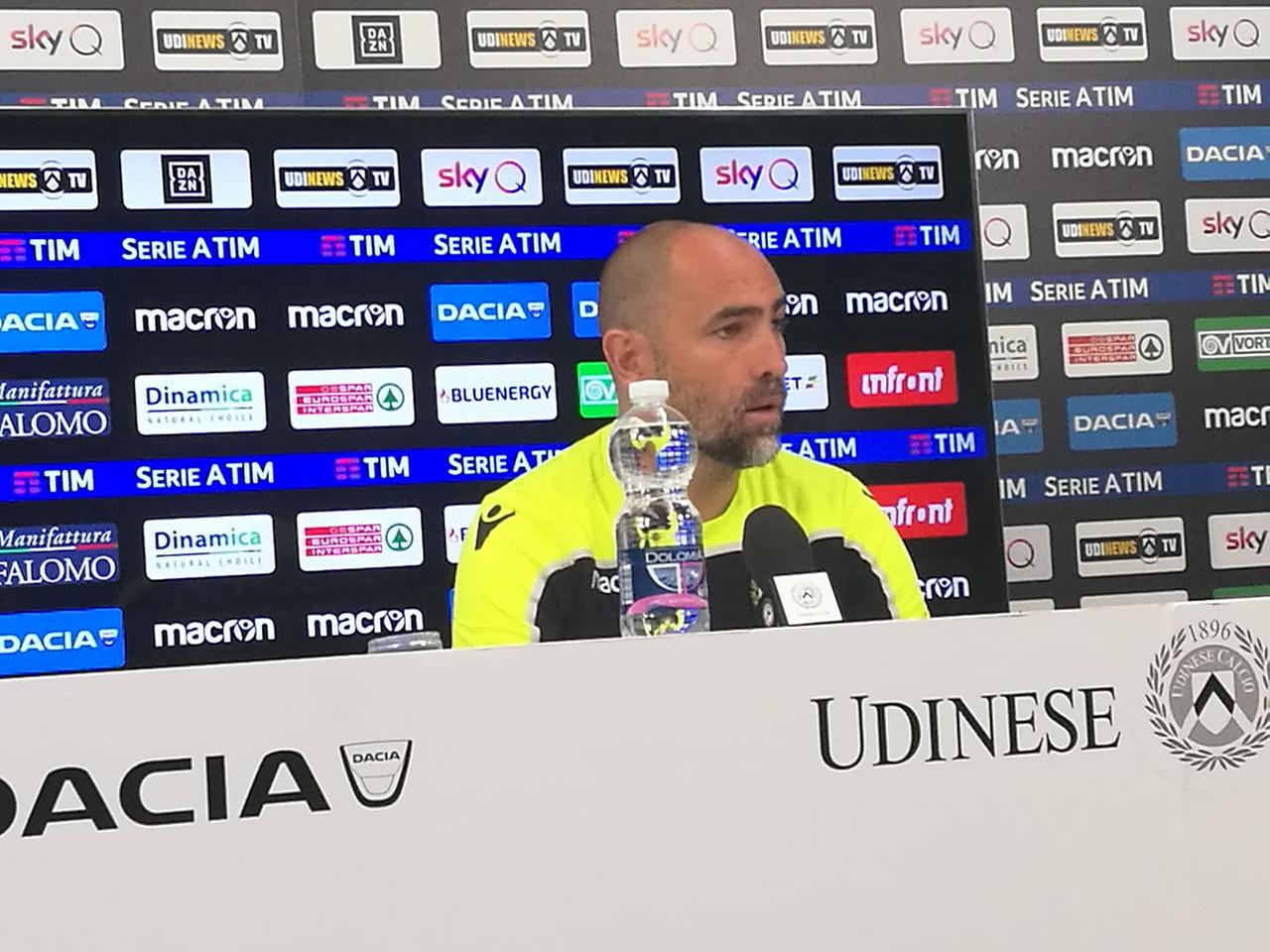 """Udinese - Tudor: """"Le motivazioni ci sono ancora eccome"""""""