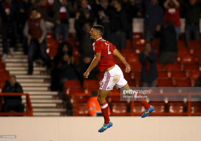 Nottingham Forest 2-0 Burton Albion: Reds rewarded for much-improved second-half display against struggling Brewers