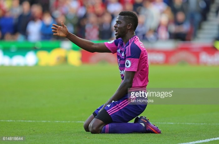 Papy Djilobodji eyeing success in the Premier League with Sunderland