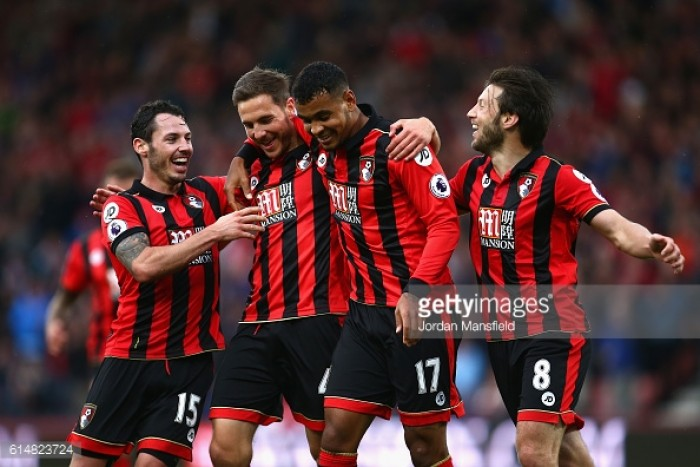 AFC Bournemouth 6-1 Hull City Player Ratings: Efficient Cherries tame the Tigers