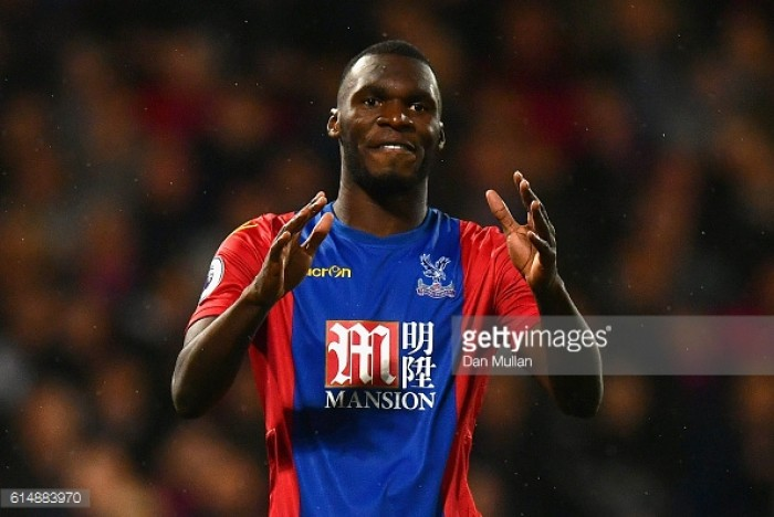 Crystal Palace striker Christian Benteke fails to feature during international break