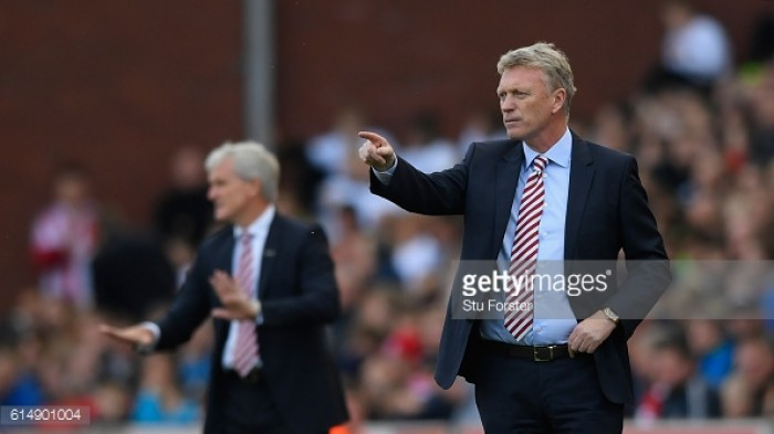 David Moyes confident that Sunderland can get back on track