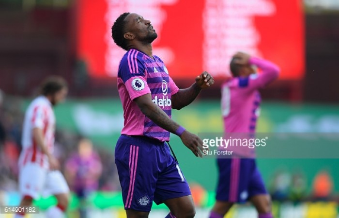Sunderland are going backwards, admits Jermain Defoe