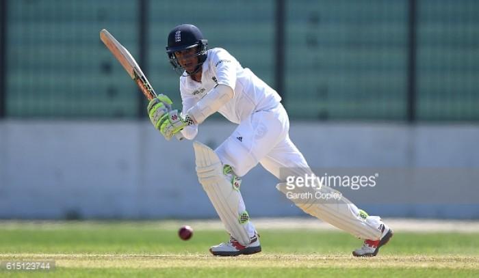 Vijay, Pujara hit fifties as India reach 162-1 against England