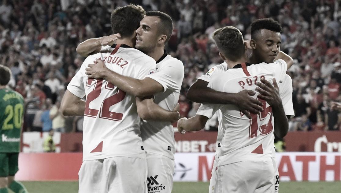 Real Sociedad vs Sevilla en VIVO y en directo en LaLiga 2020