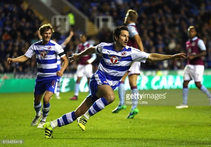 Reading striker Yann Kermorgant due to miss the start of the season through injury