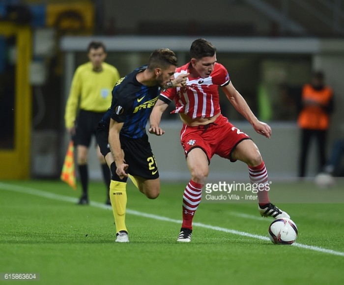 Hojbjerg confident ahead of clash with Inter Milan