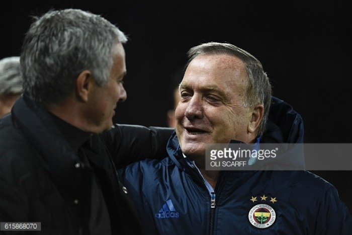 Dick Advocaat backs Man Utd and Mourinho to shine