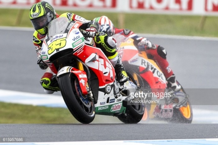 Early end to MotoGP Practice in Phillip Island as session cancelled due to rain