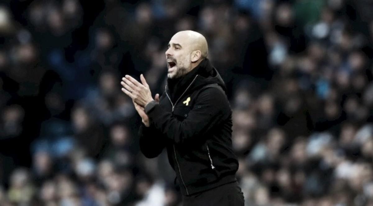 """Guardiola vibra com título do City na Supercopa Inglesa e projeta futuro: """"Mostrará quem somos"""""""