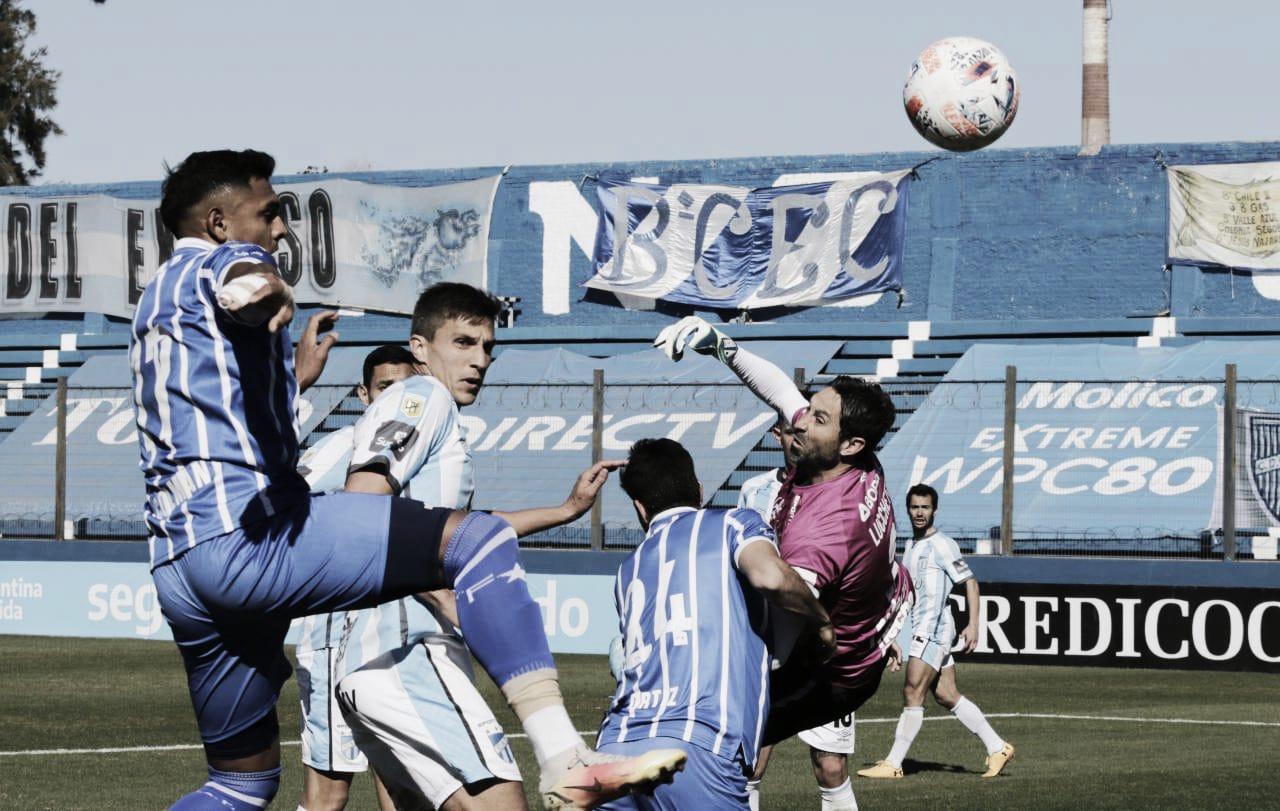 Uno por uno: Godoy Cruz ante Atlético Tucumán