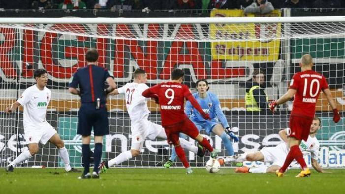 La domenica di Bundesliga: ok il Bayern, sgambetto Amburgo al Gladbach