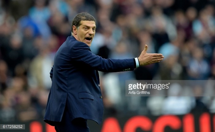 West Ham fully deserved the three points, insists Slaven Bilic