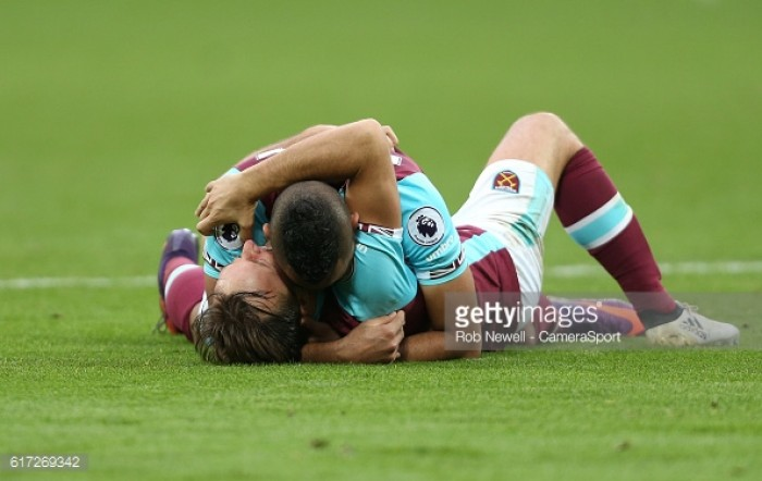 "Mark Noble ""angry and disappointed"" at behaviour of exiled Dimitri Payet"