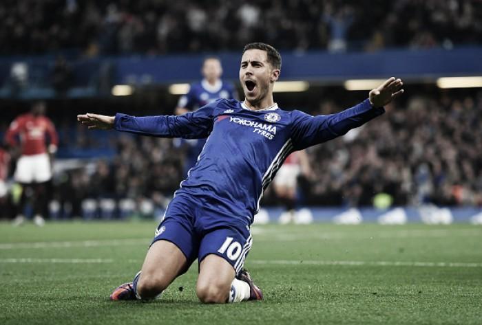 Pai de Hazard garante desejo do filho em jogar no Real Madrid, mas nega proposta