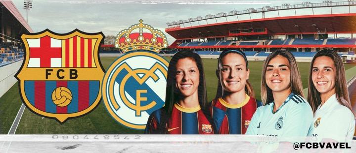 Previa FC Barcelona-Real Madrid CF: lucha por el liderato en el Johan