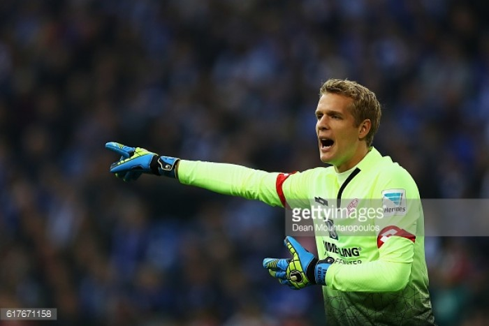 Goalkeeper Jonas Lössl joins Huddersfield Town on season-long loan