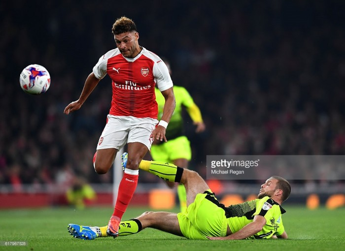 Opinion: Alex Oxlade-Chamberlain has a mountain to climb to feature regularly for Arsenal