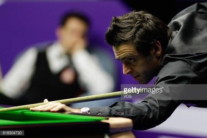 UK Championship: Nerves begin to jangle whilst O'Sullivan speaks out again