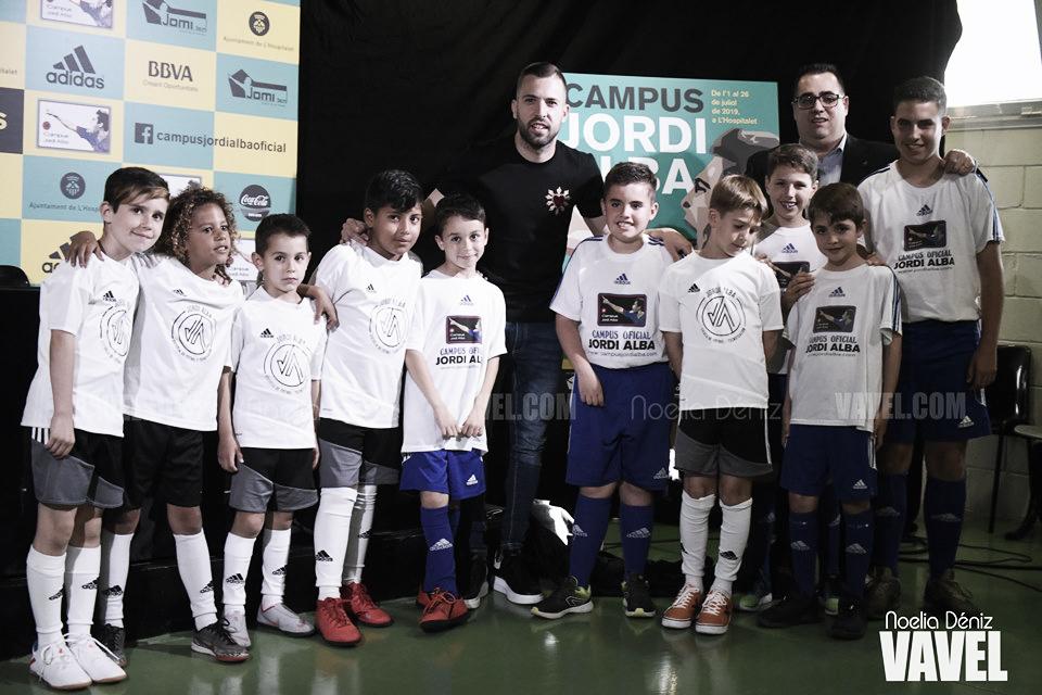 """Jordi Alba: """"Teníamos el triplete muy cerca"""""""