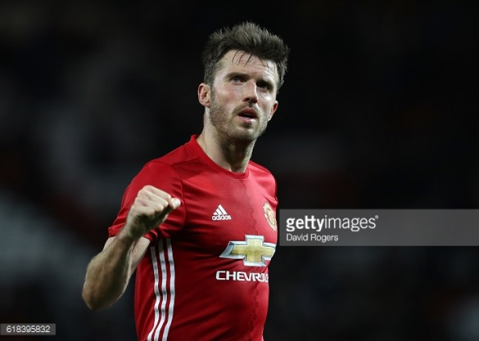 Carrick believes Manchester United will still be involved in the Premier League title race